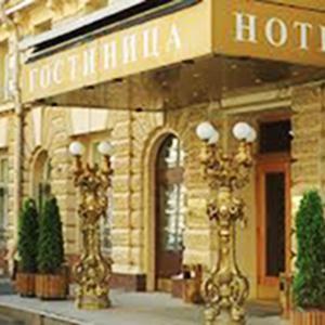 Гостиницы Верхней Синячихи