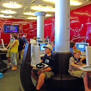 Интернет-кафе Верхней Синячихи