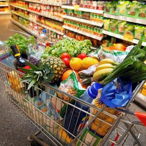 Магазины продуктов Верхней Синячихи