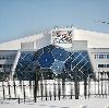Спортивные комплексы в Верхней Синячихе