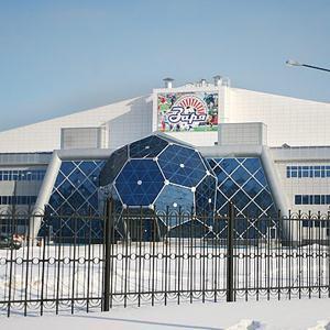Спортивные комплексы Верхней Синячихи