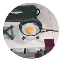 Аура кафе Халемина Р.Г. ИП - иконка «кухня» в Верхней Синячихе